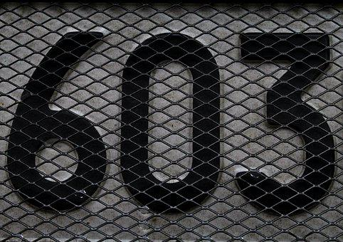 Numbers, Wire, Mesh, 603, Six, Zero, Three, Wire Net
