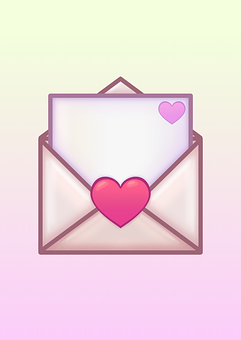 Love Letter, Mensaje, Nice, In Love, Hearts, About