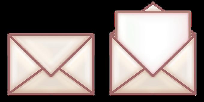 Letter, Message, Mail, Communication, Closed Envelope