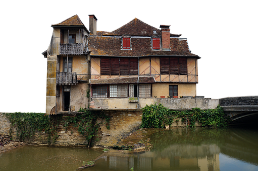 House, Architecture, Building, Facade, Old, Exterior