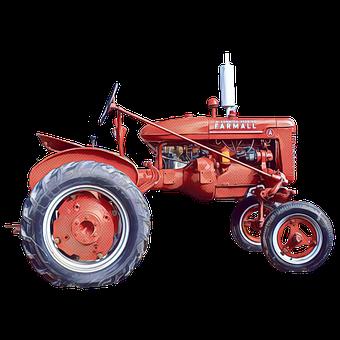 Tractor, Rural, Agriculture, Farm, Machine, Farming