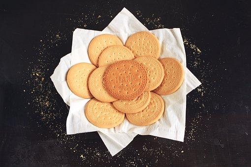 Biscuits, Cookies, Treats, Pastries, Sweets, Food, Eat