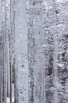 Ice, Icicle, Cold, Winter, White, Frost, Snow, Frozen