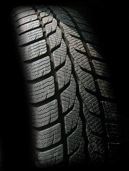 Auto, Auto Tires, Rubber, Cold, Duty, Profile, Mature