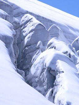 Glacier, Ice, Nature, Ice Floes, Eternal Ice, Mood