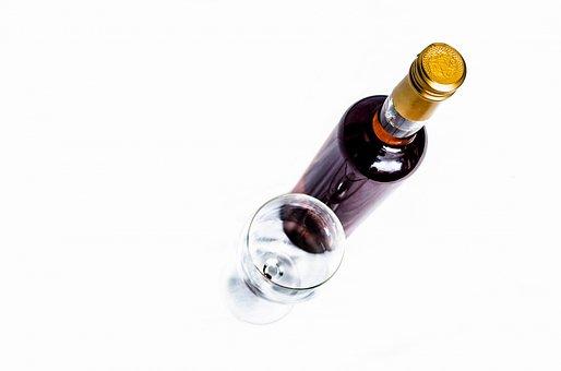 Bottle, Toast, Celebration, New, Year, Glass, Time