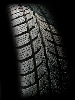 Auto, Auto Tires, Rubber, Cold, Duty, Profile, Mature
