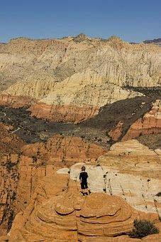 Snow Canyon State Park, Utah, Southwest Utah, Landscape
