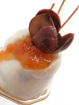 Chestnut, Autumn, Cake, Sweet, Marron, Food, Suites