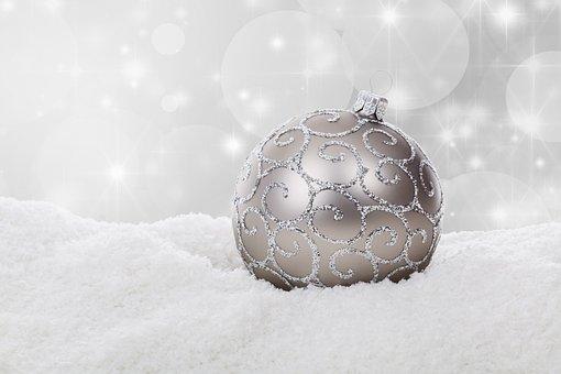 Christmas, Snow, Decoration, Holiday, Symbol, Winter