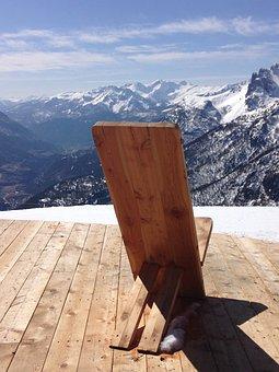 Alps, France, Mountain, Landscape, Snow, Ski, Winter