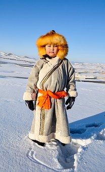 Kid, Winter, Child, Boy, Snow, Childhood, Season