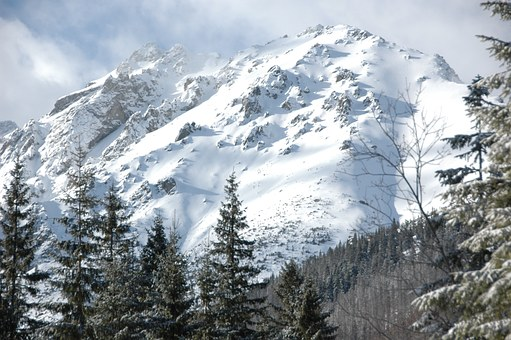 Tatry, Gerlach, Winter