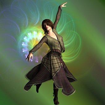 Dancer, Ballet, Woman, Ballerina, Dance, Dancing, Lady