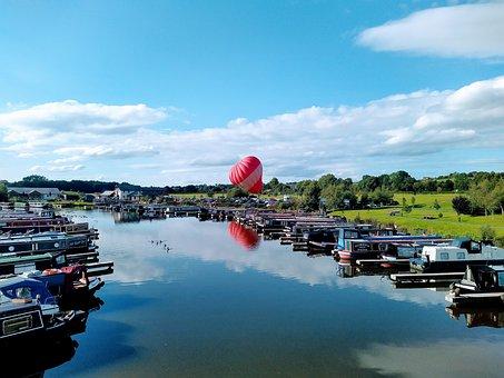 Boats, Port, Canal, Marina, Dock, Waterway, River