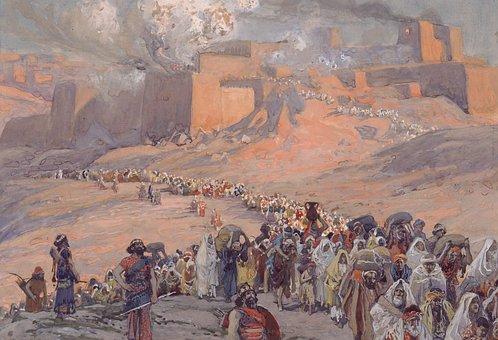 Kingdom, Temple, Synagogue, Jews, Exile, Judah, Babylon