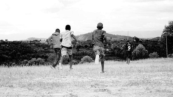 Children, Kids, Young, African, Childhood, Innocent