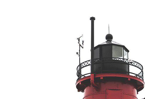 Lighthouse, Architecture, Watchtower, Beacon