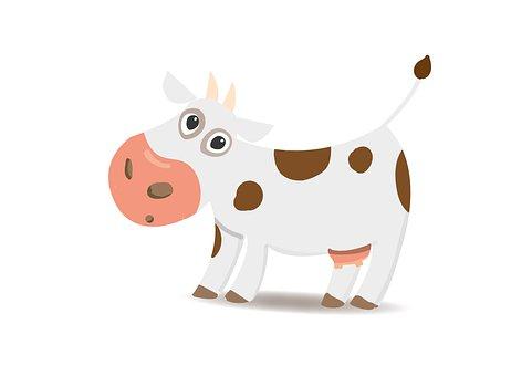 Cow, Animal, Livestock, Beef, Ruminant, Mammal, Bull