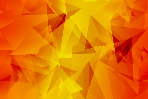Triangles, Polygons, Geometric, Shapes, Geometry