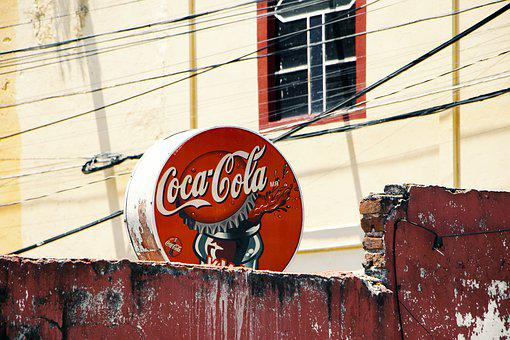 Coca, Cocacola, Soda, Soft Drink, Drinks, Drink, Tail