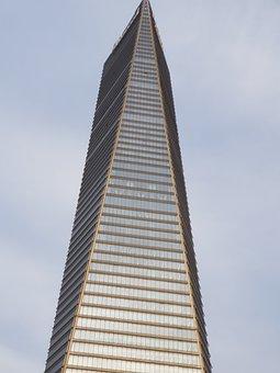 Building, Tower, Architecture, Skyscraper, Facade