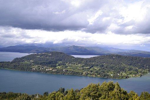 Bariloche, Argentina, Views, Patagonia, Landscape