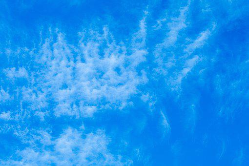 Sky, Clouds, Background, Atmosphere, Blue Sky, Day