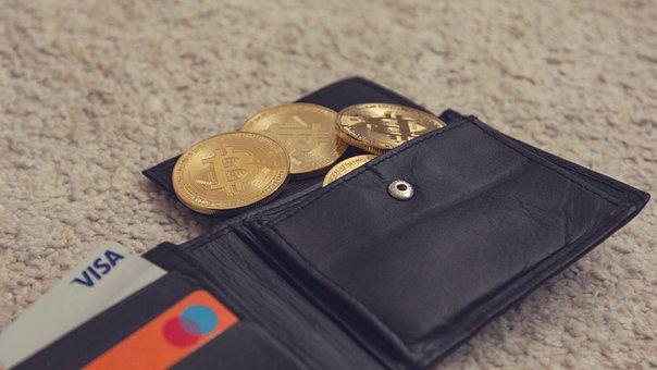 Bitcoin, Crypto, Currency, Wallet, Cash, Money, Coin