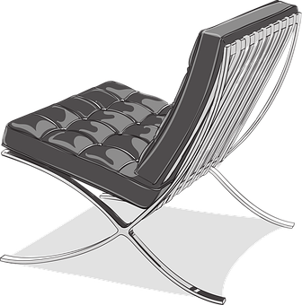 Arm Chair, Chair, Seat, Furniture, Decorative
