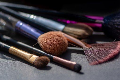 Makeup Brushes, Beauty Supply, Cosmetics, Brushes