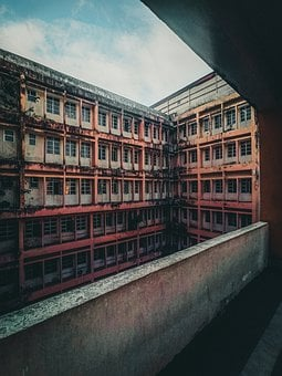 Hospital, Building, Nuremberg, Laboratory, Sanatorium