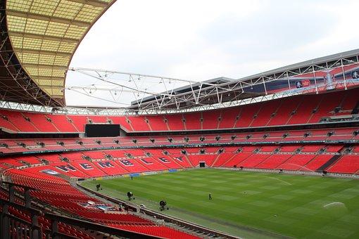 Stadium, Field, Sport, Football Stadium, Football Field