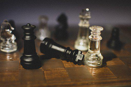 Chess, Game, Strategy, Chessboard, Checkmate, King