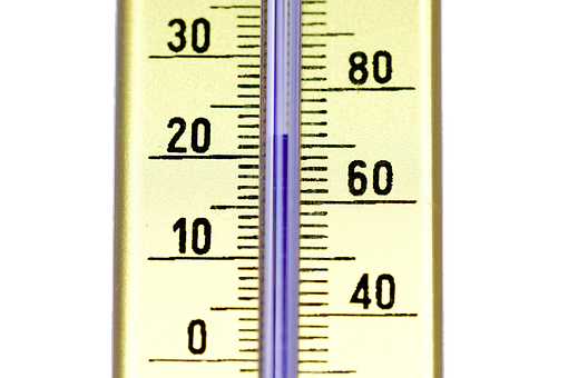 Thermometer, Temperature, Measuring Device, Weather