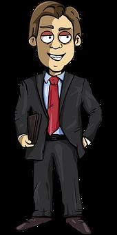 Man, Business, Entrepreneur, Businessman, Office