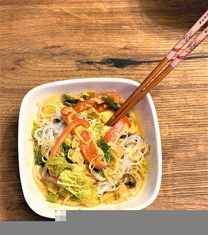 Curry, Thai, Bowl, Healthy, Food, Delicious, Spicy