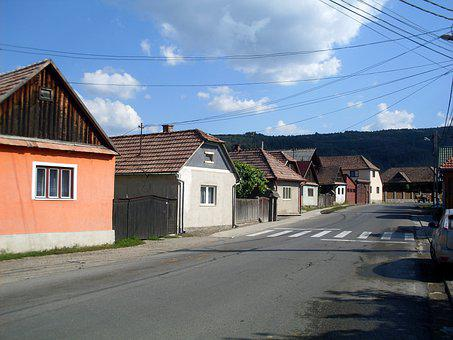 Settlement, Village, Buildings, Residential Buildings