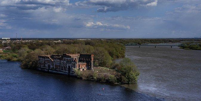 Granary, Fortress, Modlin, Wisla, Narev, Militaria
