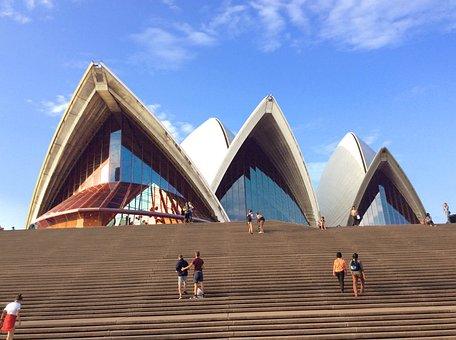 Sydney Opera House, Sydney, Architecture, Australia