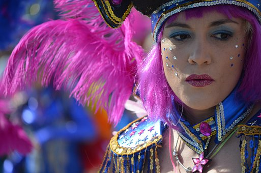 Carnival, Costumes, Party, Fun