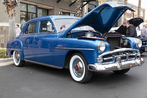 Classic, Car, Classic Car, Vintage, Rich, Success