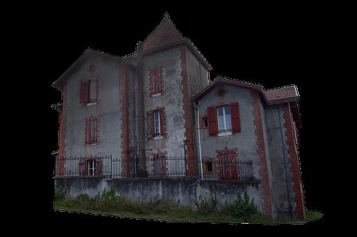 House, Haunted, Creepy, Dark, Abandoned, Ghost, Old