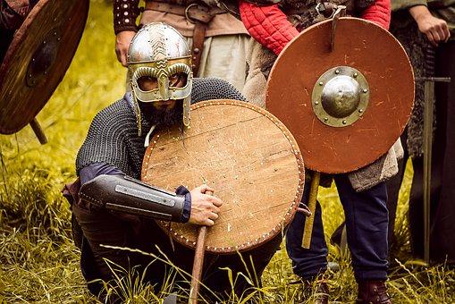 Soldier, Warrior, Medieval, Historic, War, Knight