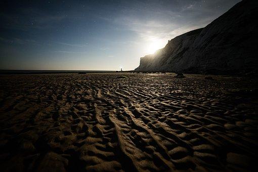 Lighthouse, Beachy Head, Cliffs, Nature, Sussex
