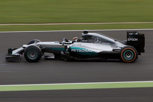 Mercedes, F1, Car, Racing, Formula, One, Speed