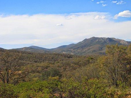 Mexican Countryside, Guanajuato Mountain Range