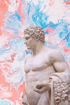 Culture, Marble, Ancient, Sculpture, Statue, Old, Art