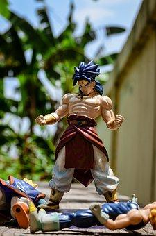 Action Figure, Dragon Ball, Anime, Character, Goku