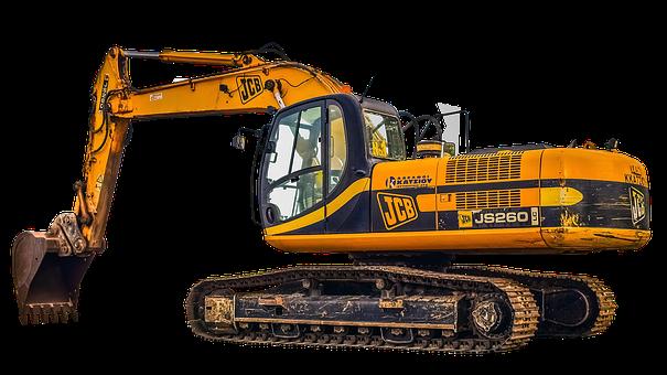 Excavator, Machine, Construction, Vehicle, Equipment